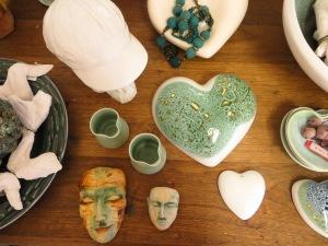 ceramics of all shapes