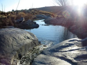 River in the Karoo
