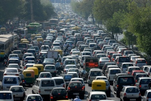 This traffic jam lasted for 11 days- in China- the worst in recorded history!