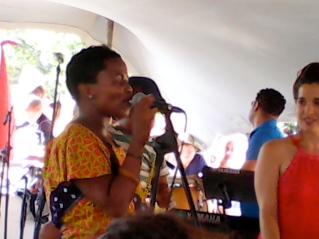 Zolani and Kyla- Rose sisters in music