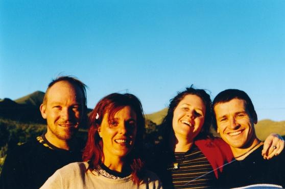 Bood, Julia, Me and Jamie