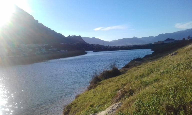 Zandvlei River Estuary, Muizenberg